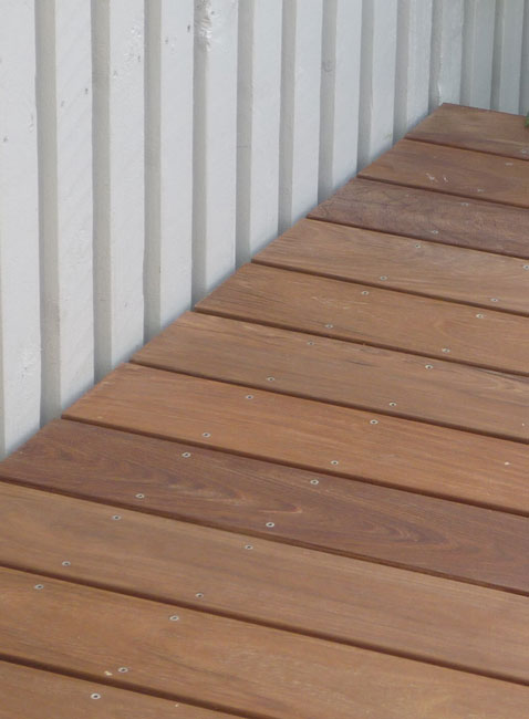 Ipe Hardwood decking, Cambridgeshire