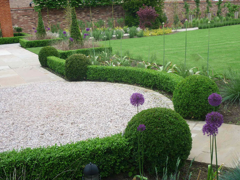 Large Private Garden